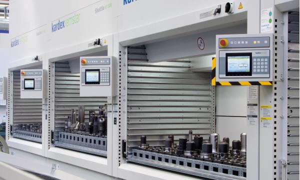 Kardex Storage Solutions In Ireland Automate Warehousing