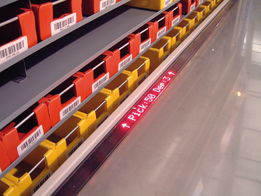 Kbs Pick Lights Solutions Asrs Automated Storage Retrieval